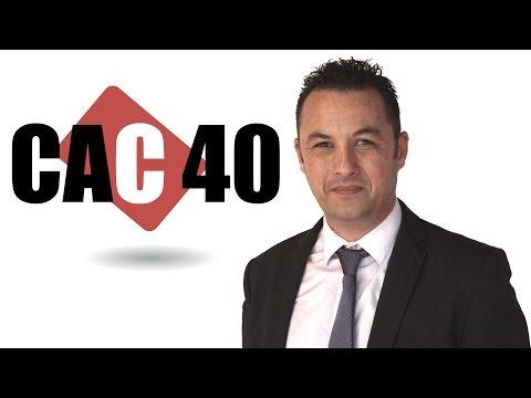 CAC 40   Analyse technique du 22-03-2017 par boursikoter