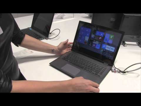 Bild: IFA 2015: Toshiba Satellite Click 10 / Satellite Radius 12 / Satellite Radius 14 - Hands On