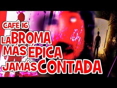 Miniatura del vídeo CAFÉ 16 DE 365: LA BROMA MÁS ÉPICA JAMÁS CONTADA