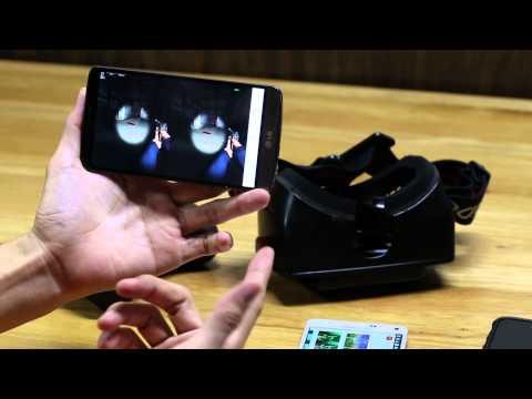 Tinhte.vn - Trên tay kính thực tế ảo của HoMiDo