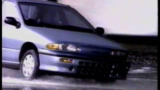 Isuzu Stylus Commercial