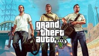 GTA 5 Trailer 2 Legendado Grand Theft Auto V Five (PS3