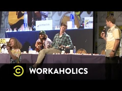 Workaholics Musical @ Comic-Con 2013,