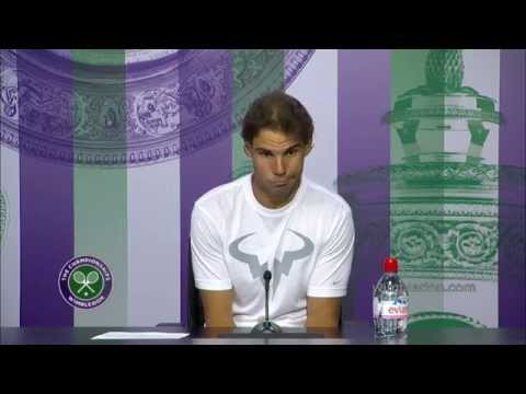Rafael Nadal playing best tennis on grass in a long time - Wimbledon 2014