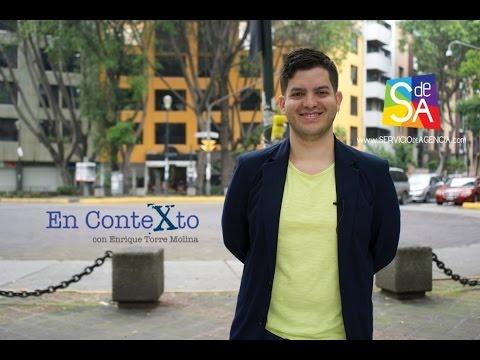 Noticias LGBT #EnContexto con Enrique Torre Molina Servicio De Agencia