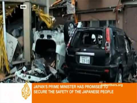 Jehovah's Witnesses in Japan 2011 earthquake - JW Brothers .wmv