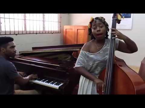 Jamila Falak - All About That {Upright}Bass Cover