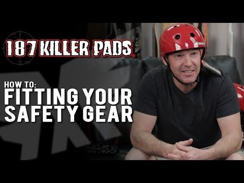 How To: Fitting Your Safety Gear with Vinton Pacetti | MuirSkate Longboard Shop