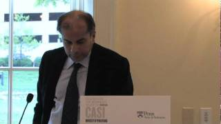 Arguing Democracy: Intellectuals and Politics in Modern India - Prof. Sunil Khilnani