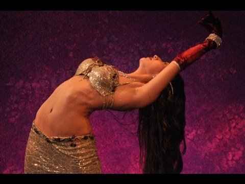 Belly Dancer in Orlando Jennifer Performs at Sparkles Holiday Hafla to