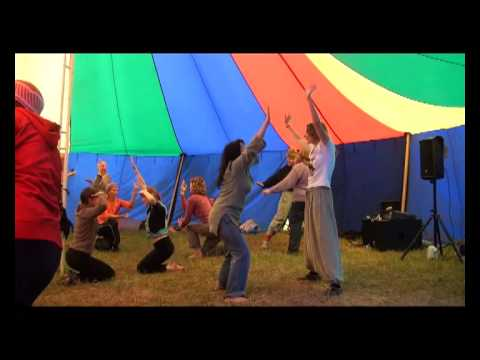 """Обучение через танец 1-е, """"Энергия Жизни"""" 2011"""