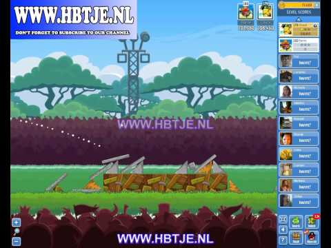 Angry Birds Friends Tournament Level 1 Week 103 (tournament 1) no power-ups