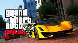 """GTA 5 Online DLC: """"The Business Update"""" NEW Cars, Guns"""