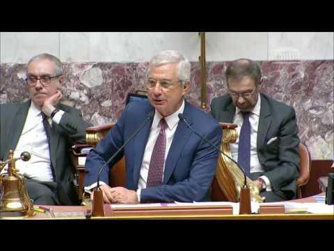 M. Yannick Moreau - Politique industrielle