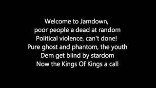 Damian Marley Welcome To Jamrock (Lyrics)