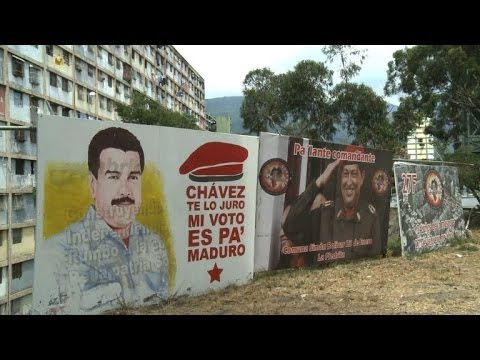 One year after Chavez, Maduro struggles to live up to his memory