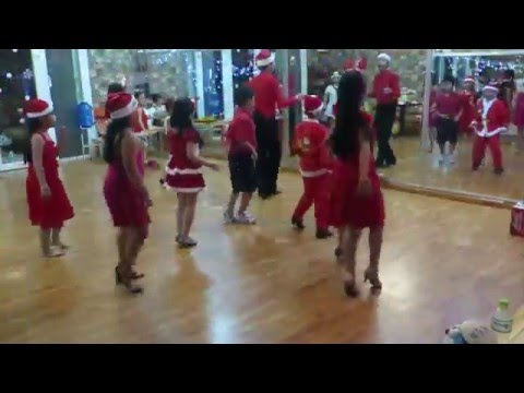 THANH PHƯƠNG DANCESPORT CLUB THIEU NHI TẬP NHẢY CHACHACHA