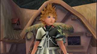 Kingdom Hearts Birth by Sleep] Ventus' Story, All Cutscenes 1080 PPSSPP