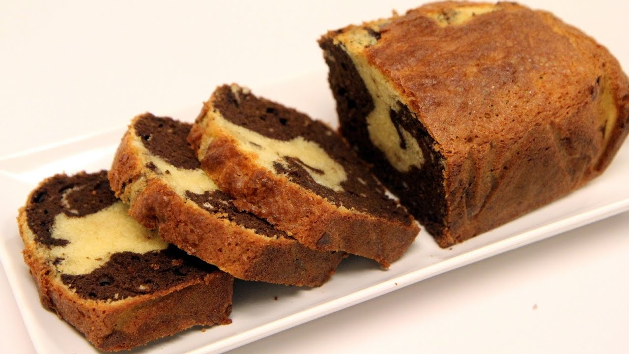 Marble Cake Recipe Indian