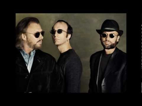 The Bee Gees ~ Staying Alive  (HQ)