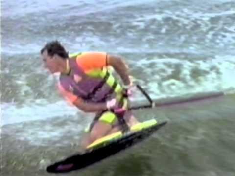 how to kneeboard wake 360 back to back water ski tricks