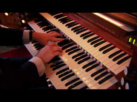"JOHANN SEBASTIAN BACH: ""JESU, JOY OF MAN'S DESIRING"" (JAZZ VERSION) - XAVER VARNUS (ORGAN) & TALAMBA"