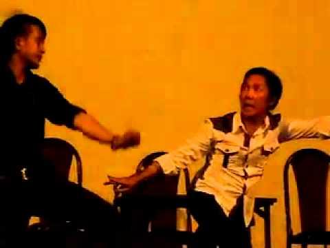 Vũ Linh tập cho live show Hoàng Đăng Khoa