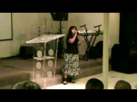 MARIA GONZALEZ - Es Jesus