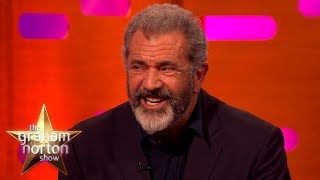 Mel Gibson Took Accent Lessons From Sean Connery - The Graham Norton Show