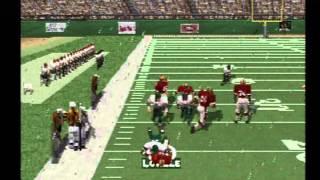 NFL GameDay '97 Playstation (Eagles Vs 49ers)
