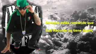 Ñengo Flow Tiraera Pa' Cosculluela 2 Con Letra