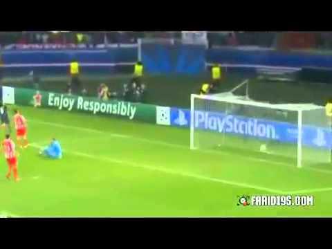 اهداف مباراة باريس سان جيرمان 2 -1 اوليمبيا كوس دوري ابطال اوربا 27-11-2013