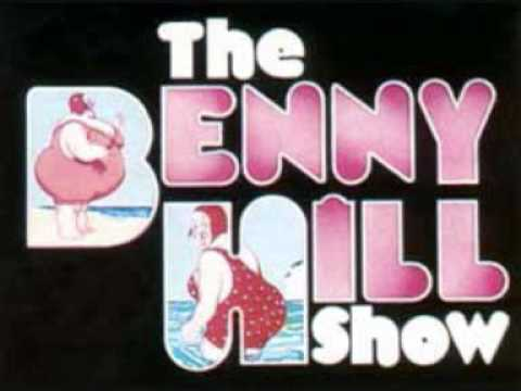 The benny hill show theme tune youtube