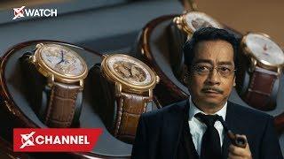 Bộ đồng hồ tứ bảo có giá 20 tỷ của Phan Hải trong Người Phán Xử tập 40