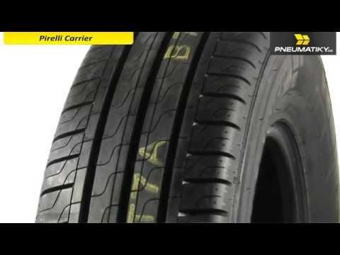 Видео обзор шин Pirelli Carrier