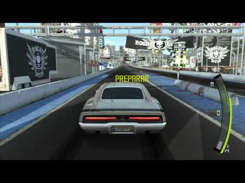NFS ProStreet - Melhor carro pra empinadas
