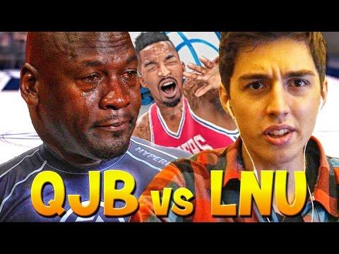 DIAMOND J.R. SMITH WTF! MTWars - QJB vs LNU Game 1 | NBA 2k16 My Team Tournament