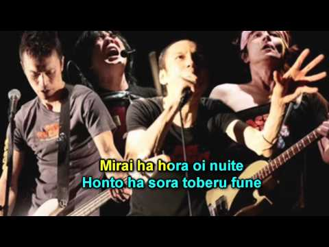 Naruto Shippuden Op.11 - Assault Rock (Totsugeki Rokku) by THE CRO-MAGNONS Full w/ Lyrics