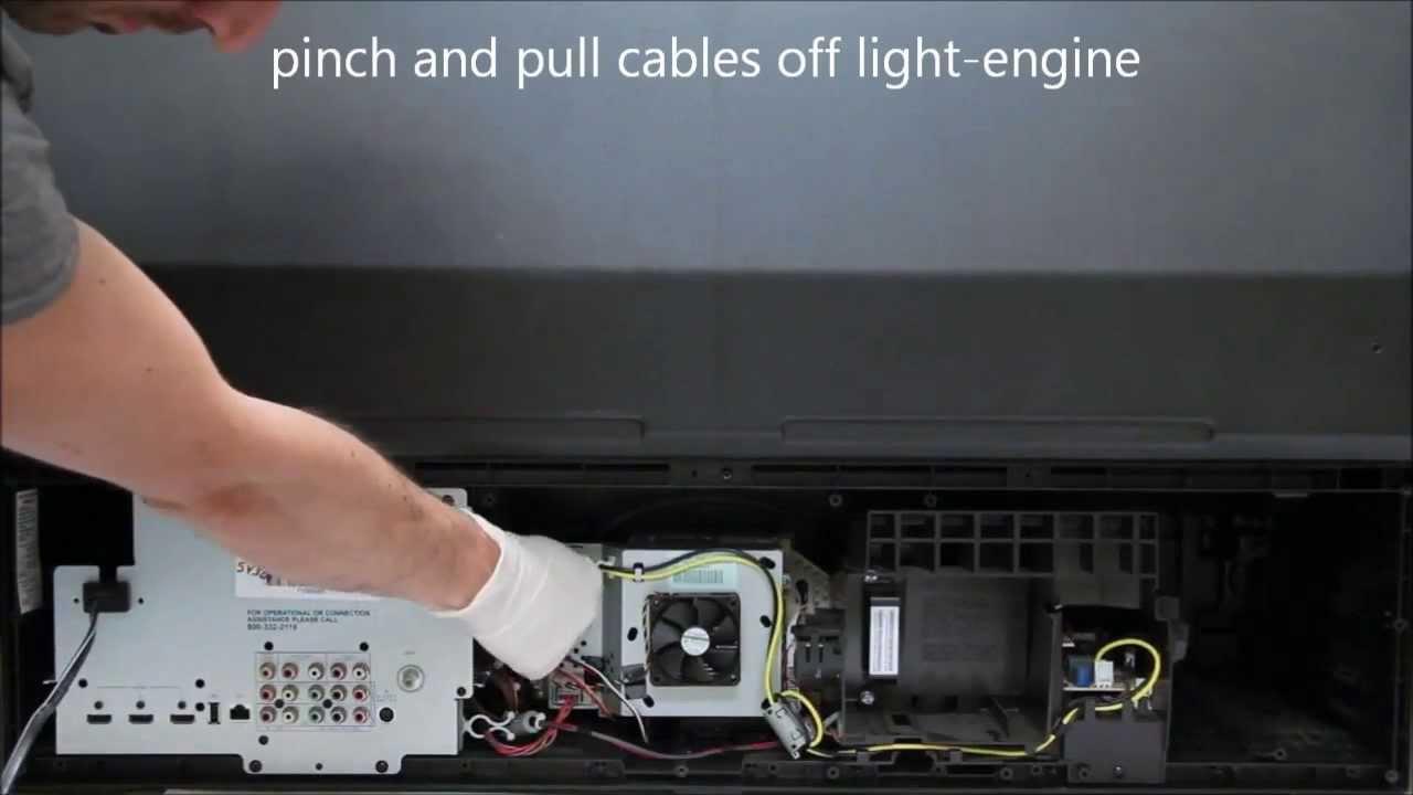 Easy Common Tv Repair For Dlp Youtube