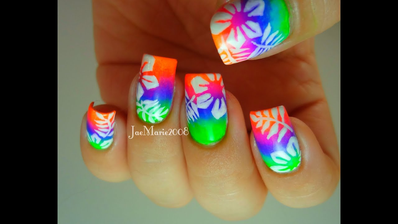 Acrylic Nail Designs Bright Colors: Best summer acrylic nails ideas ...