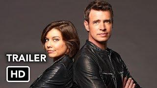 Whiskey Cavalier (ABC) Trailer HD - Lauren Cohan, Scott Foley action series