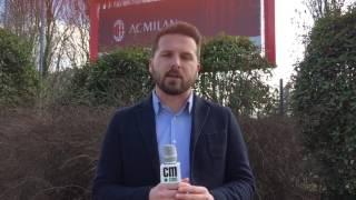 Qui Milan, Montella pungola Bertolacci in vista del Sassuolo