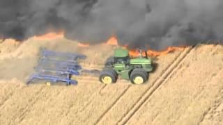 Farmer W USA Ratuje Swoje Plony