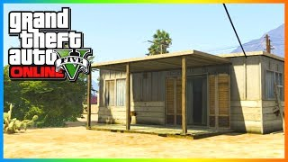 GTA 5: ALL Independence Day Houses Tour! GTA 5 Online NEW