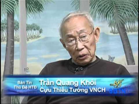 Nhung Ngay Cuoi Cung cua thang 4 nam 1975 voi Thieu Tuong Tran Quang Khoi Part1