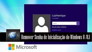 Remover Senha De Inicialização Do Windows 8 /8.1