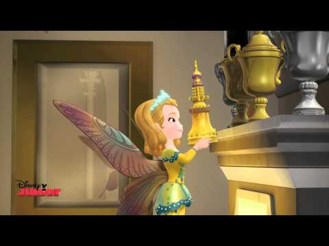 Sofia The First - Princess Butterfly