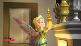 Sofia The First Princess Butterfly