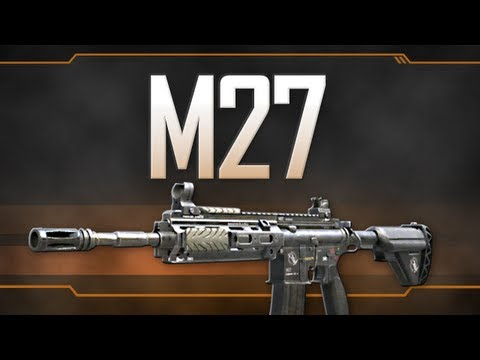 M27 - Black Ops 2 Weapon Guide