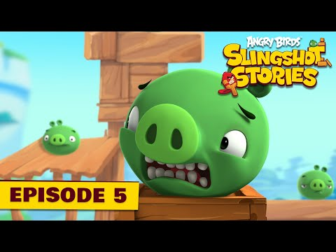 Angry Birds - Slingshot Stories - TNT